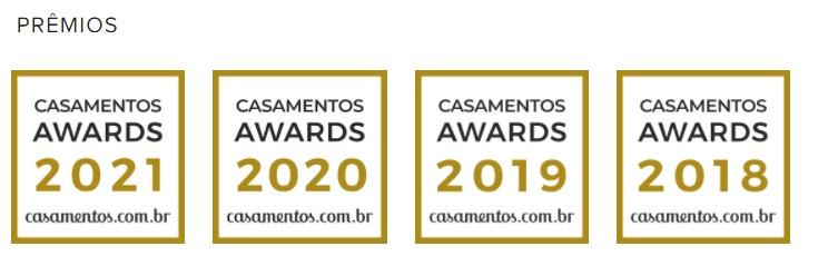 Premios-Ouro-2021-2020-2019-2018-recomendação-para-casamento-melhor-aluguel-de-carros-para-casamentos
